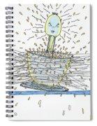 Grand Mix Master  Spiral Notebook