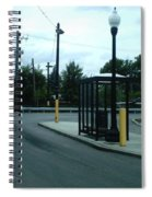 Grand/nordica Cta Bus Terminal Spiral Notebook