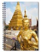 Grand Palace, Bangkok Spiral Notebook