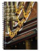 Grand Palace Bangkok Thailand 2 Spiral Notebook