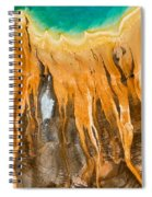 Grand Prismatic Detail Spiral Notebook