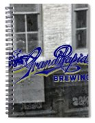 Grand Rapids Brewing Spiral Notebook