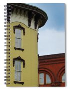 Grand Rapids Downtown Architecture Spiral Notebook