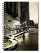 Grand Rapids Grand River Spiral Notebook