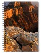 Grand Soft Light Spiral Notebook