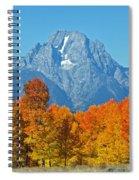 Grand Teton National Park 2 Spiral Notebook