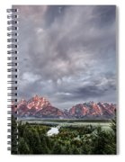 Grand Treeton Spiral Notebook
