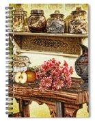 Grandma's Kitchen Spiral Notebook