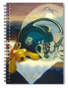 Grandma's Memories Spiral Notebook