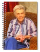 Grandmother Spiral Notebook