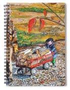 Grandpa's Helper Spiral Notebook