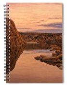 Granite Dells Spiral Notebook