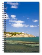 Granite Island South Australia Spiral Notebook