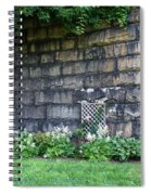 Granite Railroad Abutment Spiral Notebook