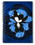 Granny Circle Spiral Notebook