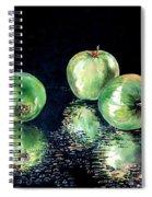 Granny Smith Spiral Notebook