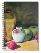 Granny's Apples Spiral Notebook