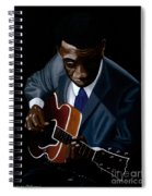 Grant Green Spiral Notebook