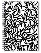 Graphic Geo Spiral Notebook