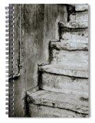 Minimalist Graphic Spiral Notebook