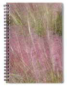 Grass Photography - Soft - By Sharon Cummings Spiral Notebook
