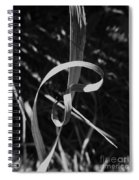Grass With Style Spiral Notebook