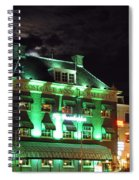 Grasshopper Bar Spiral Notebook