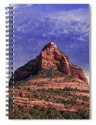 Grasshopper Point Sedona  Spiral Notebook