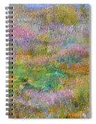 Grasslands Spiral Notebook
