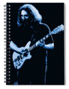 Grateful Blues Spiral Notebook