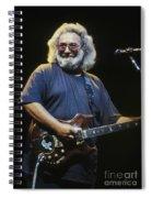 Grateful Dead Spiral Notebook