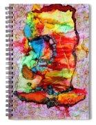 Grateful Heart.. Spiral Notebook