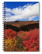 Graveyard Fields In The Mountains Spiral Notebook