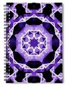 Gravity Eye Spiral Notebook