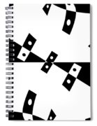 Gravity Zero Spiral Notebook