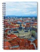Graz Old Town Spiral Notebook