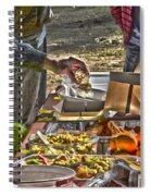 Grazing Table Spiral Notebook
