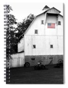 Great American Farmer Spiral Notebook