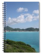 Great Bay Spiral Notebook