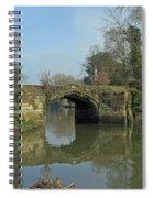 Great Bridge Warwick Spiral Notebook