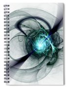 Great Collapse Spiral Notebook