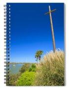 Great Cross Spiral Notebook