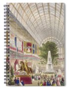 Great Exhibition, 1851 South Transept Spiral Notebook