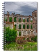 Great Falls Mill Ruins Spiral Notebook