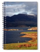 Lakes Of Ireland, Waterville, County Kerry Spiral Notebook