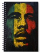 Great Marley Spiral Notebook