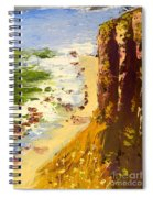 Great Ocean Road Spiral Notebook