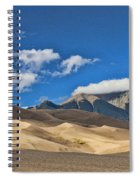 The Great Sand Dunes National Park 2 Spiral Notebook