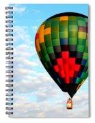 Great Texas Balloon Races Spiral Notebook