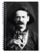 Great Train Robbery 1903 Spiral Notebook